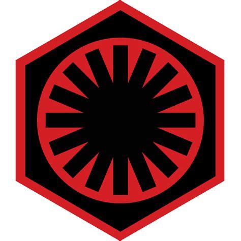 Patch The Last Jedi Emblem Starwars Bordir Order i made the order s symbol in high quality starwars