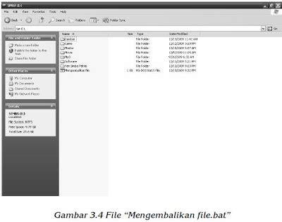 membuat virus bat teknik komputer membuat file bat