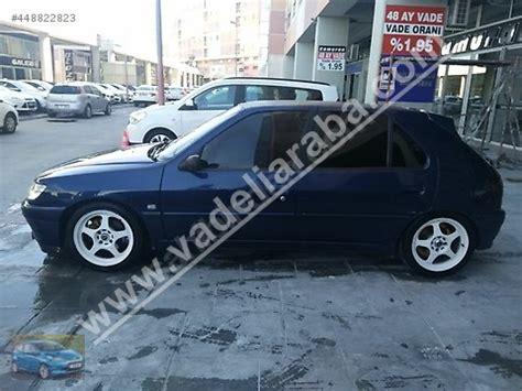 pejo spor araba autotek ten peugeot 306 spor araba 1 8 lpg takılıdır