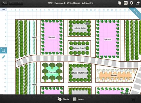 Garden Plan Pro by Plot Your Patch With Garden Plan Pro 171 Appstorm