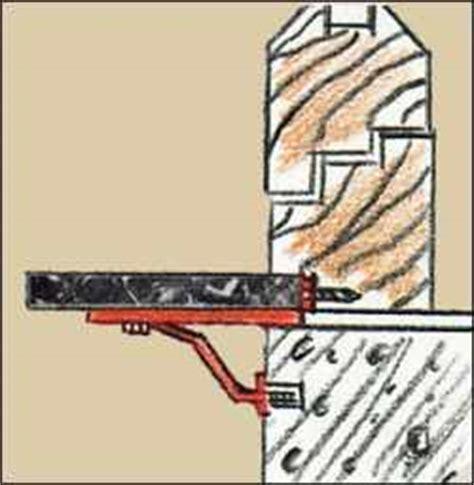 fensterbank konsole halterung halter konsole f 252 r den einbau besfestigung