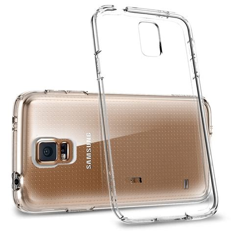 Softcase Spigen Samsung S5 best samsung galaxy s5 cases and covers below 163 20 buying advice pc advisor