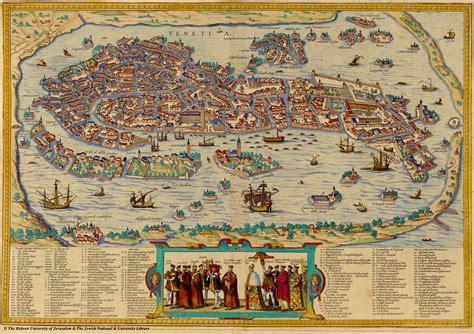 Map Of Renaissance Italy by Contemporary Maps Of Renaissance Italian Cities Courtesy