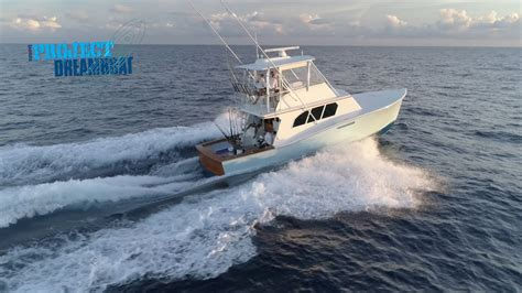 florida sportsman dream boat youtube florida sportsman project dreamboat paramount perfection