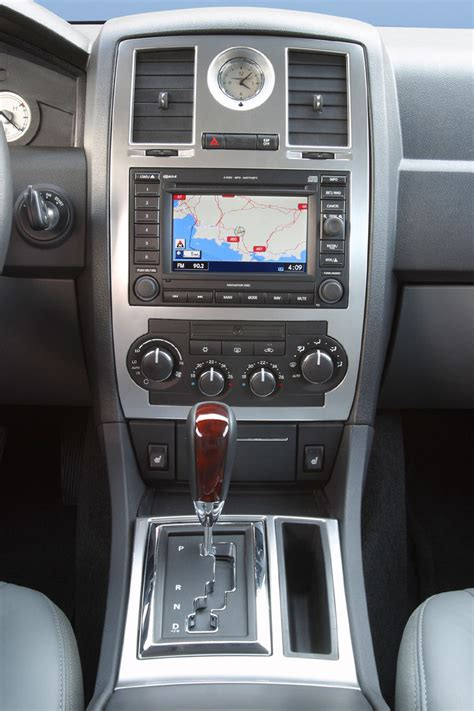 chrysler  center console picture pic image