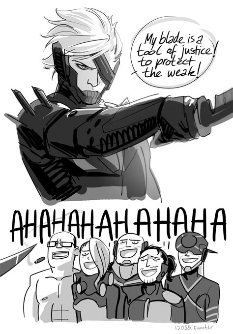 Metal Gear Rising Memes - image 565447 metal gear know your meme