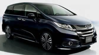 2016 Honda Odyssey Redesign 2016 Honda Odyssey Details Cars Auto Redesign Cars