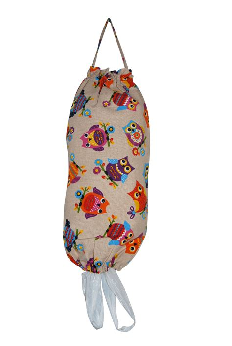 porta sacchetti stoffa porta sacchetti in stoffa
