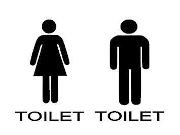 sticker dames heren toilet home sweet home ruim assortiment home sweet home dussen