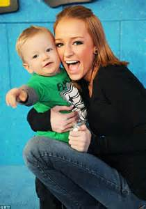 Maci And Bentley Og Maci Bookout Shares 1st Photos Of Baby