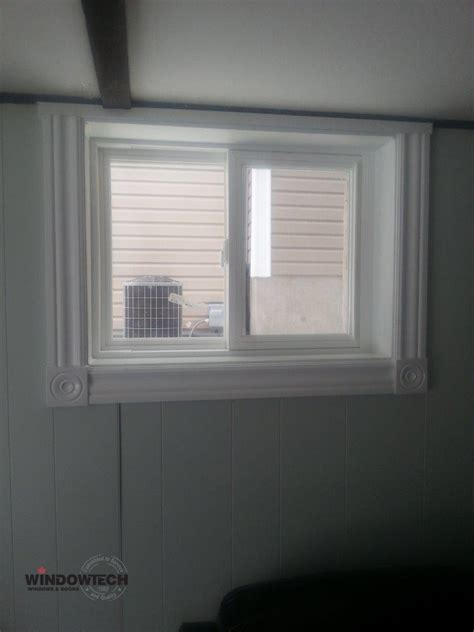 basement small window blinds