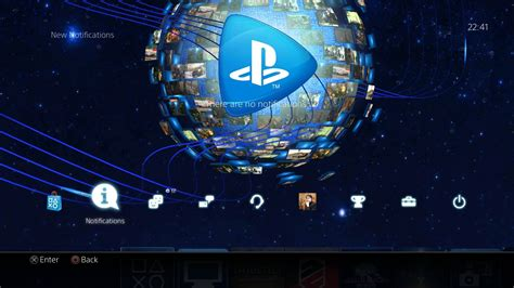 themes ps4 com get this free playstation now ps4 dynamic theme and get a