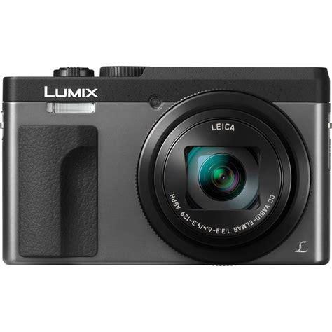Panasonic Lumix Dc Tz90 panasonic lumix dc tz90 fotocamera digitale argento