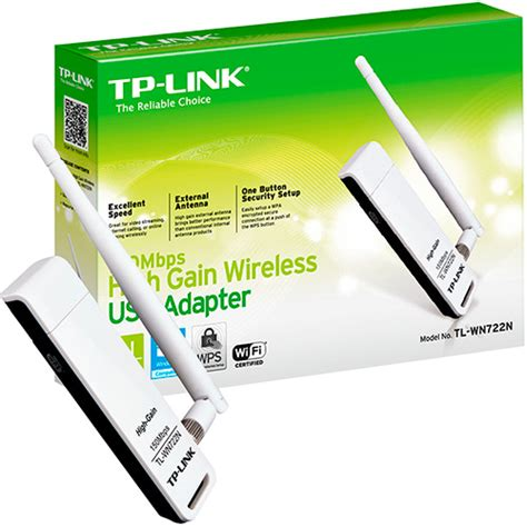 Usb Wifi Tplink Tl Wn 722n adaptador wireless usb 150mbps tl wn722n tp link americanas