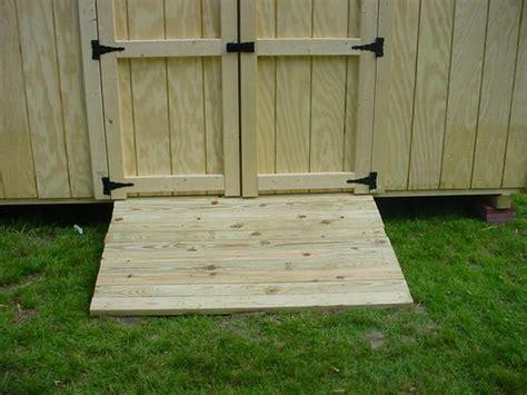 shed ramp design shed ramp shed design diy storage shed
