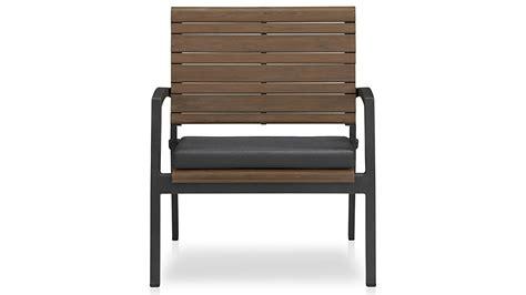rocha lounge chair crate  barrel