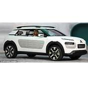 French Giant Citroen Describe Their New C4 Cactus As A Car Which