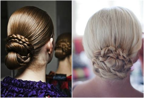 Wedding Updos Braided Bun by Getting With Wedding Updos Percy Handmade