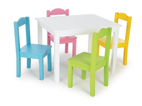 Childrens Table And Chairs by Homelingo Wooden Table And Chairs