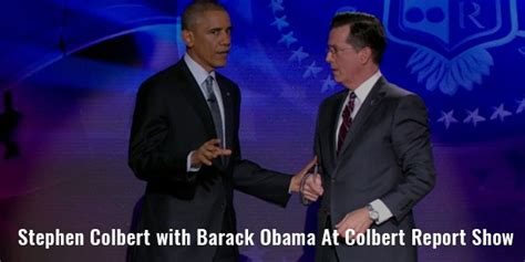 barack obama biography report stephen colbert story bio facts networth family auto