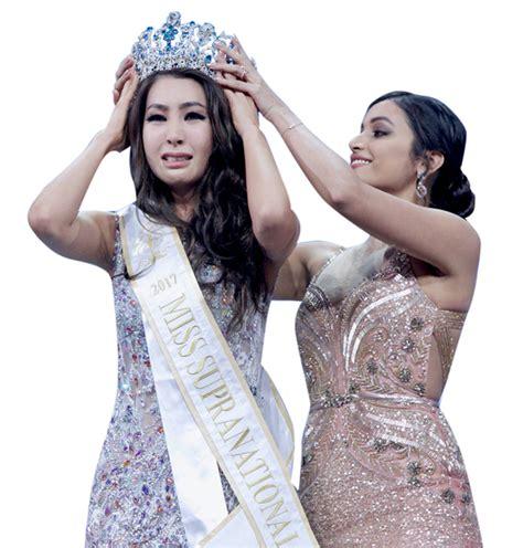 Pesanan Miss Yenny Ang Ng South Korea Bagong Miss Supranational