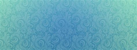 doodle name fitri aqua blue floral swirls cover timeline photo