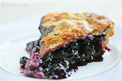blueberry pie recipe simplyrecipes com