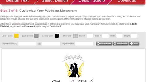 site designmantic casamento apenas uma noiva monogramas gr 225 tis