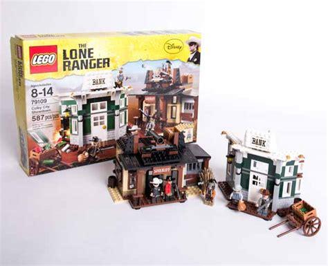 Lego 79109 Lone Rangercolby City Showdown lego lone ranger colby city showdown 79109 pley buy or rent the coolest toys including lego