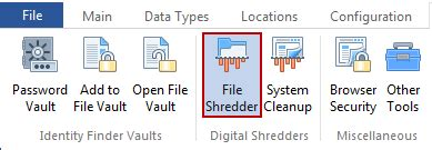 shred folder shred any file or folder tool