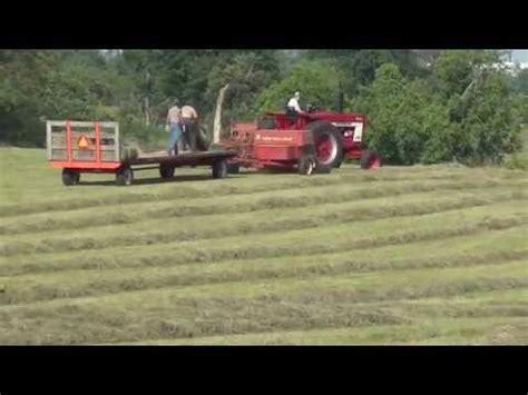 doodlebug hay trailer the haybillies hay baling doovi
