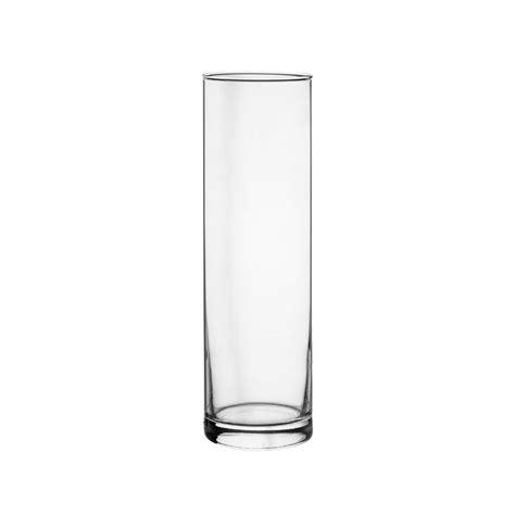 Vase Glas Zylinder by Vase Glas Glatt Zylinder 4 99
