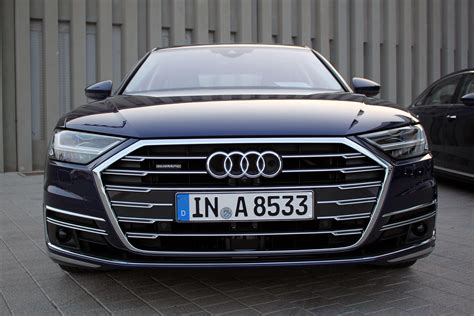 Audi A8 2019 by 2019 Audi A8 Review Autoguide News