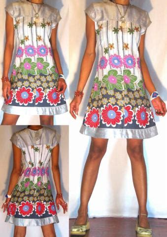 Dress D27 free worldwide shipping no minimum order vtg 60 s