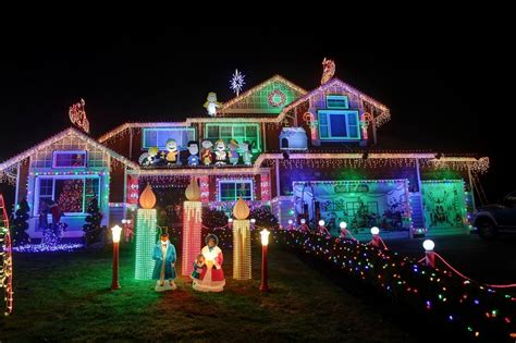light up the night where to find amazing holiday lights
