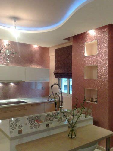 glitter wallpaper kitchen glitter ideas and tile bathrooms on pinterest