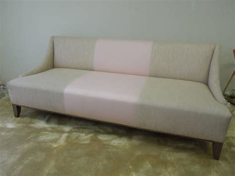 pink sofas for sale contemporary modern linen and pink custom made fashion