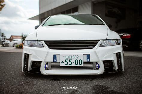 Pin Honda Odyssey Vip Widebody On Pinterest