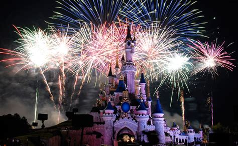 disneyland paris at new year