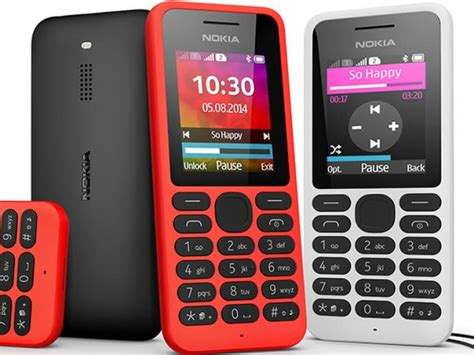 Hp Nokia Feature Phone microsoft feature phones nokia