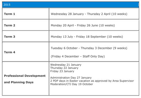 Lbs Mba Term Dates school times and term dates