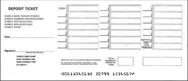 Quickbooks Deposit Slip Template by Discount Printable Deposit Slips For Quickbooks Big Sale
