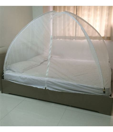 mosquito nets for bed zephyrtex double bed 6x7 feet pop up mosquito net