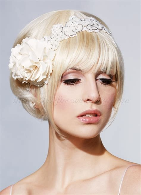 Vintage Wedding Hair With Bangs by Wedding Hairstyles Vintage Bridal Hairstyle
