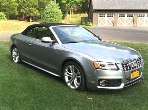 Audi Prestige Package by Purchase Used Audi S5 Audi S5 Prestige Package In