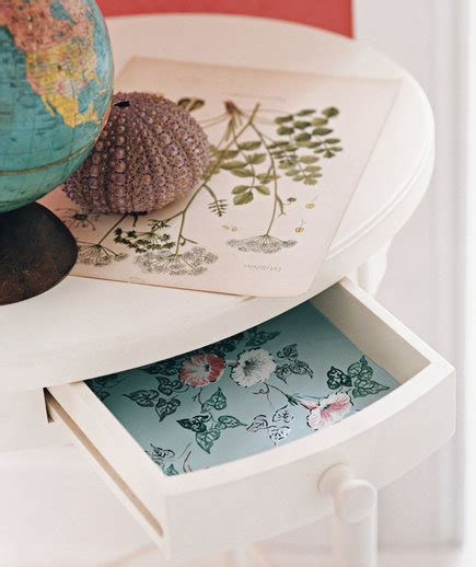 pinterest leftover wallpaper add some d 233 cor drama 15 organizing ideas for your