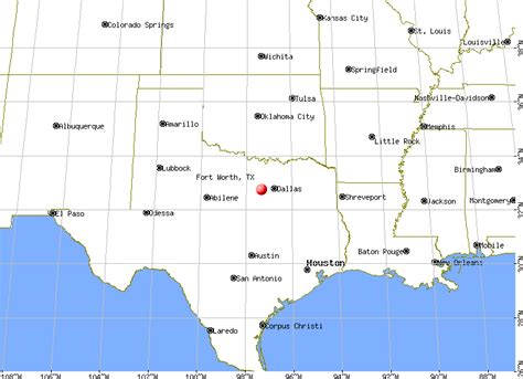 ft worth texas map fort worth texas map my