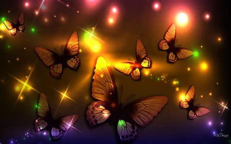 butterfly light l butterfly lights ii wallpapers13 com