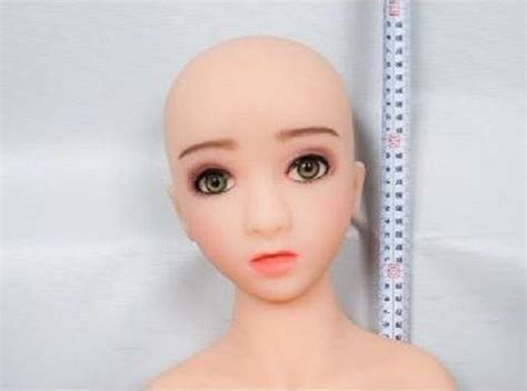 anatomically correct dolls in court paedophile after importing childlike doll
