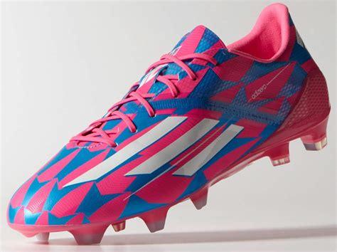 Adidas Adizero Bloe footy news pink adidas adizero f50 2014 boot